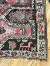 Load image into Gallery viewer, Tabby, Vintage Caucasian rug