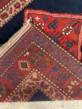 Load image into Gallery viewer, Obasi, vintage Persian runner 3'4 x 17'8