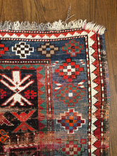 Load image into Gallery viewer, Basir, vintage rug with brilliant colors