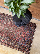 Load image into Gallery viewer, Nasrin, vintage Persian scatter rug, 2'4 x 4'1