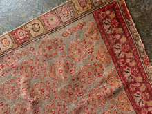 Load image into Gallery viewer, Lara, vintage a Turkish rug with pink 2'7 x 4'6