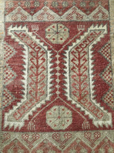 Load image into Gallery viewer, Kennedy, vintage Turkish yastik rug
