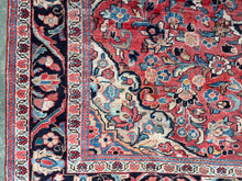 Load image into Gallery viewer, Dana, vintage Persian Mahal 8'5 x 11'7