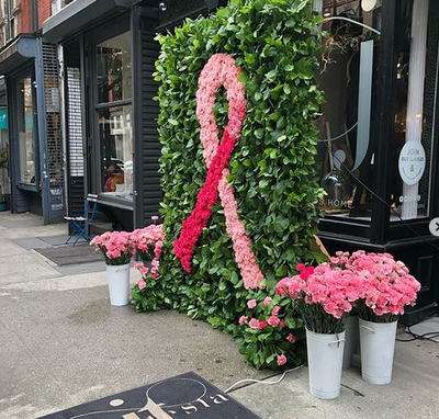 Breast Cancer Awareness Month at Julia Testa