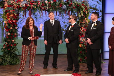 "Rachel Ray Hosts ""Wedding in a Week"" with Julia Testa"