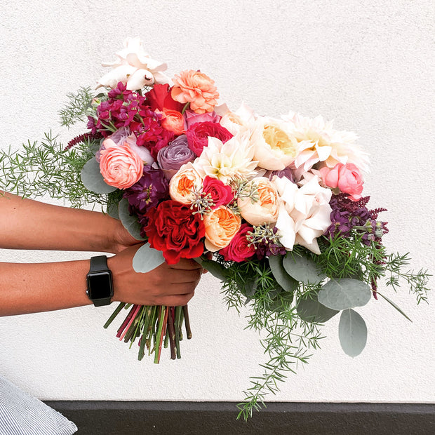 Forever Valentine Bridal Bouquet
