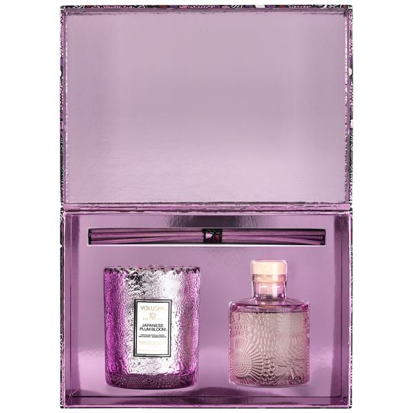 Japanese Plum Bloom Fragrance Gift Set