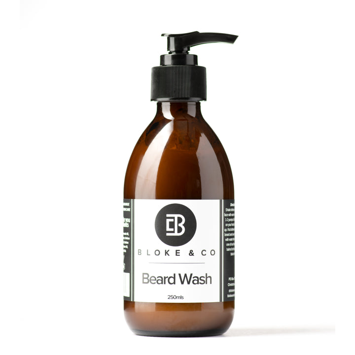 beard wash nz made
