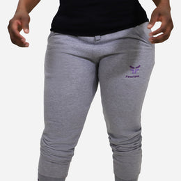 Unisex Carbon Grey Cozy Joggers