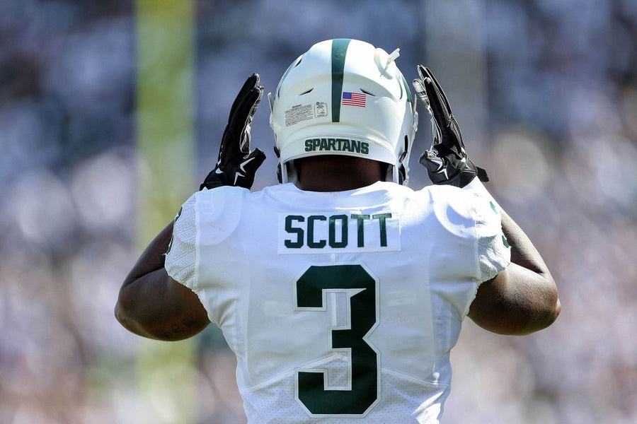 Spartans in the Draft: L.J. Scott