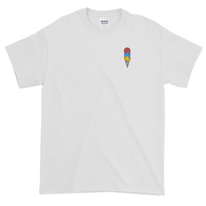 Emotional Cone Embroidered tee
