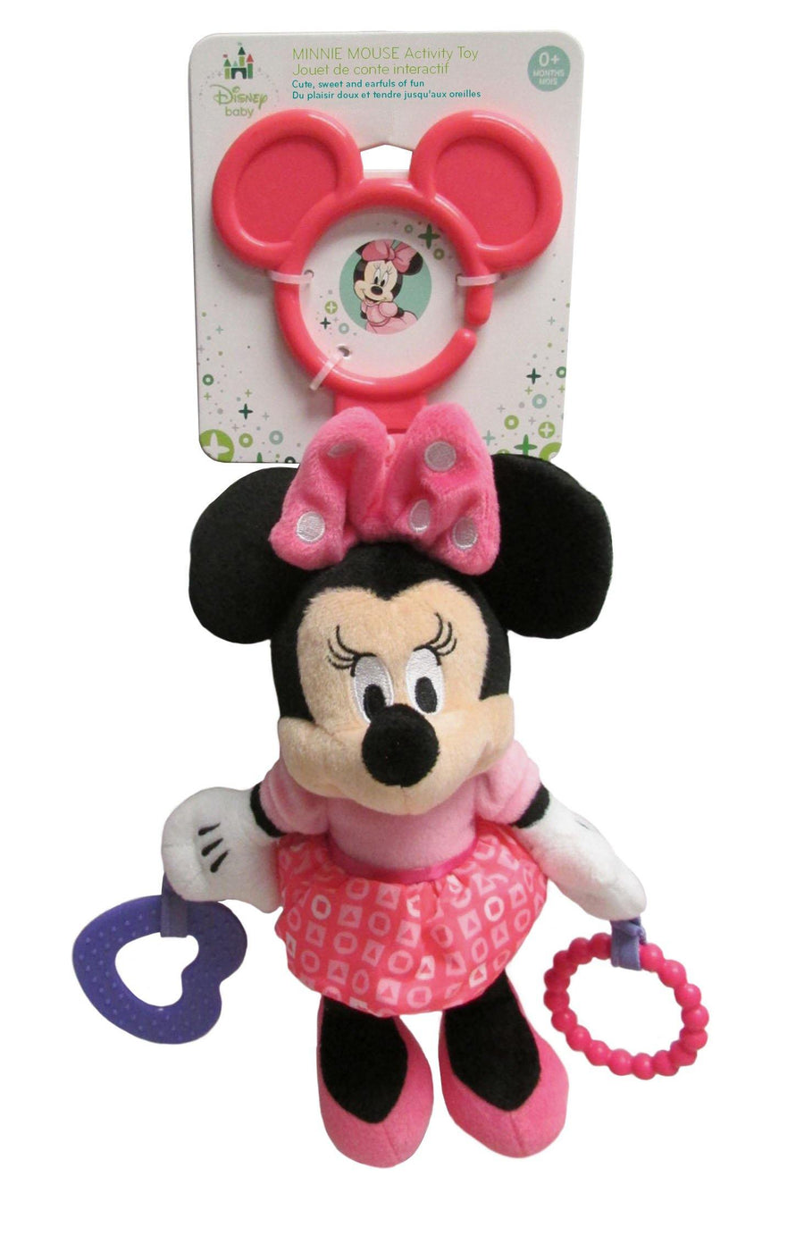 FOSTER MINNIE ACTIVITY TOY
