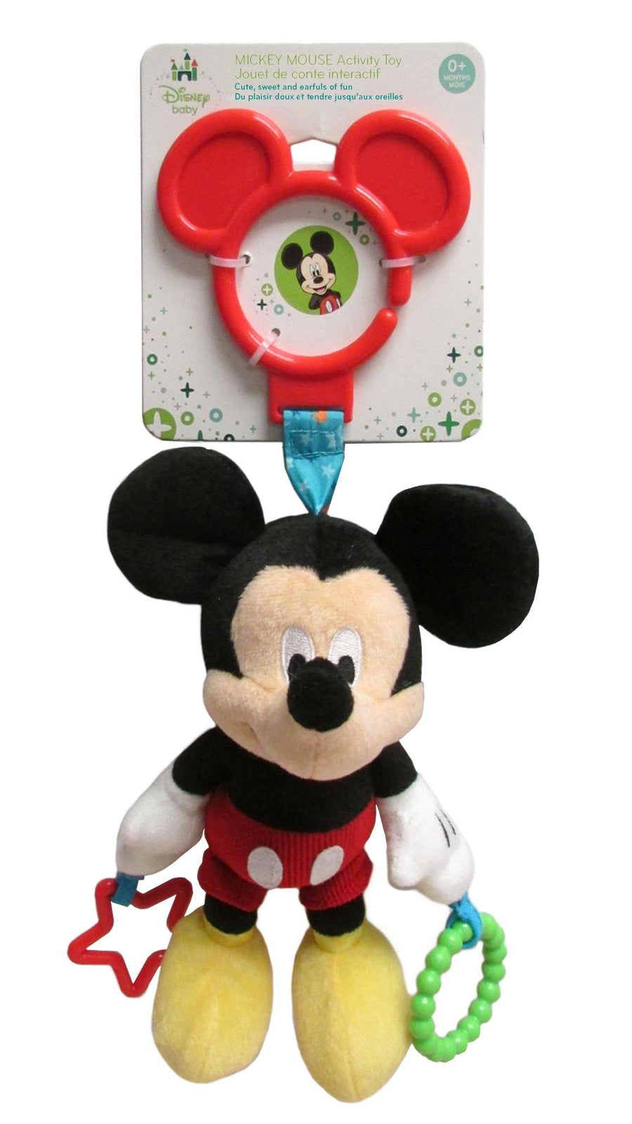 FOSTER MICKEY ACTIVITY TOY