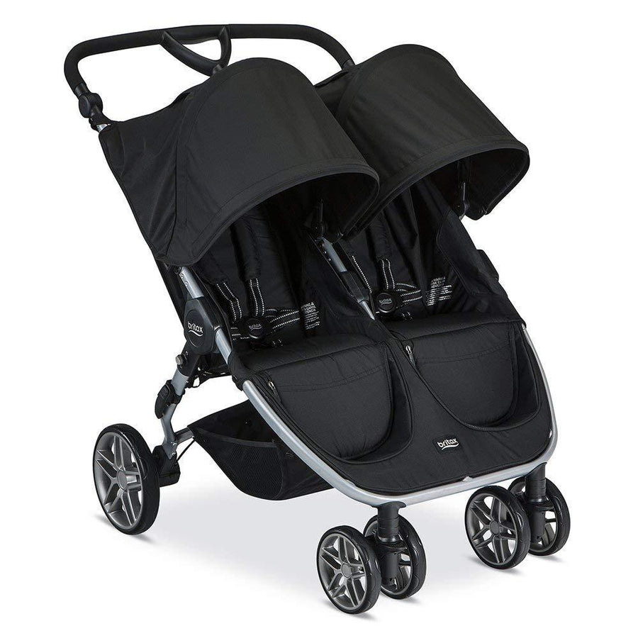 BRITAX COCHES / B AGILE DOUBLE BLACK