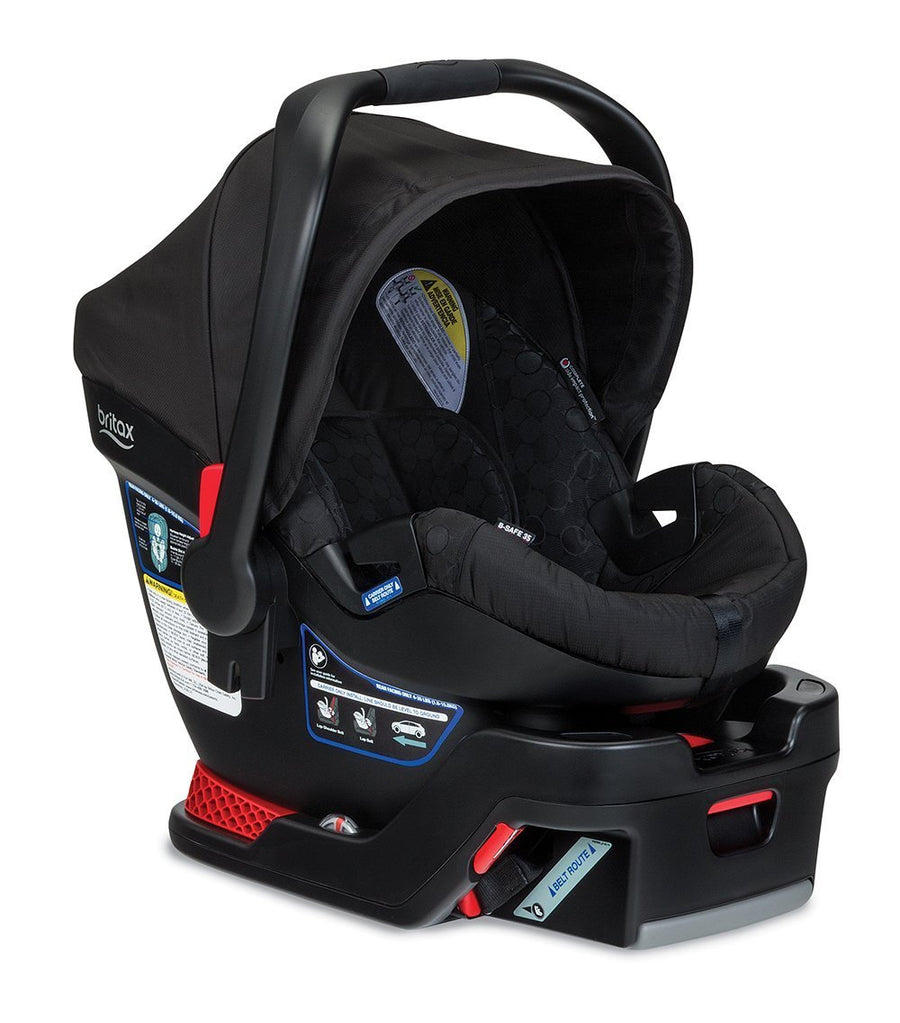 BRITAX SILLA DE CARRO B SAFE BLACK