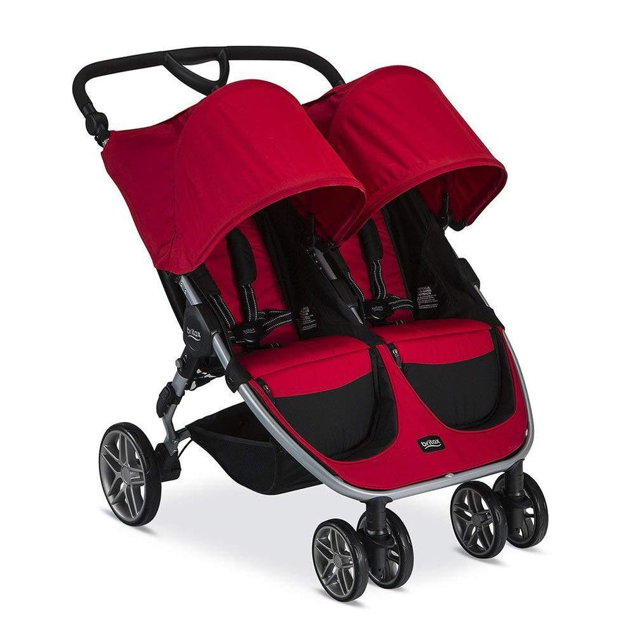 BRITAX COCHES / B AGILE DOUBLE RED