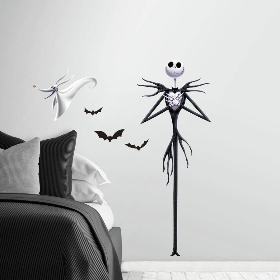 ROOM MATE NIGHTMARE BEFORE CHRISTMAS JCK PEEL & STICK