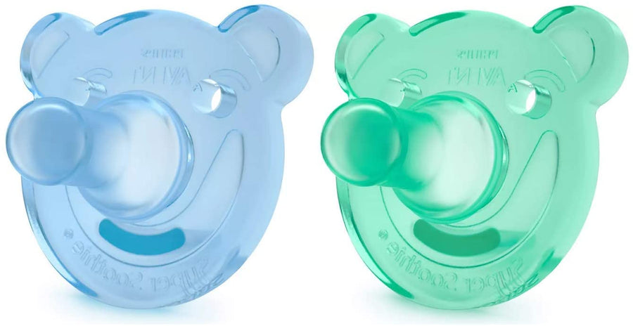 AVENT CHUPETE SOOTHIE COLORES VARIOS 0+