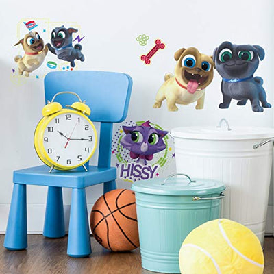 ROOM MATE PUPPY DOG PALS GIANT DECALS PEEL & STICK