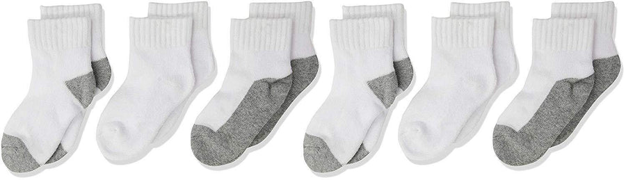 JEFFERIES MEDIAS 3PK WHITE