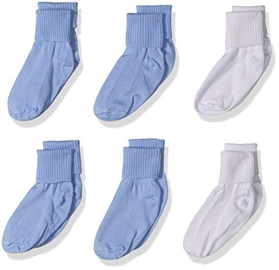 JEFFERIES MEDIAS 6PK BLUE