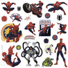 ROOM MATE ULTIMATE SPIDERMAN APPLIQUE BOR,ROOMATES,00 OUT