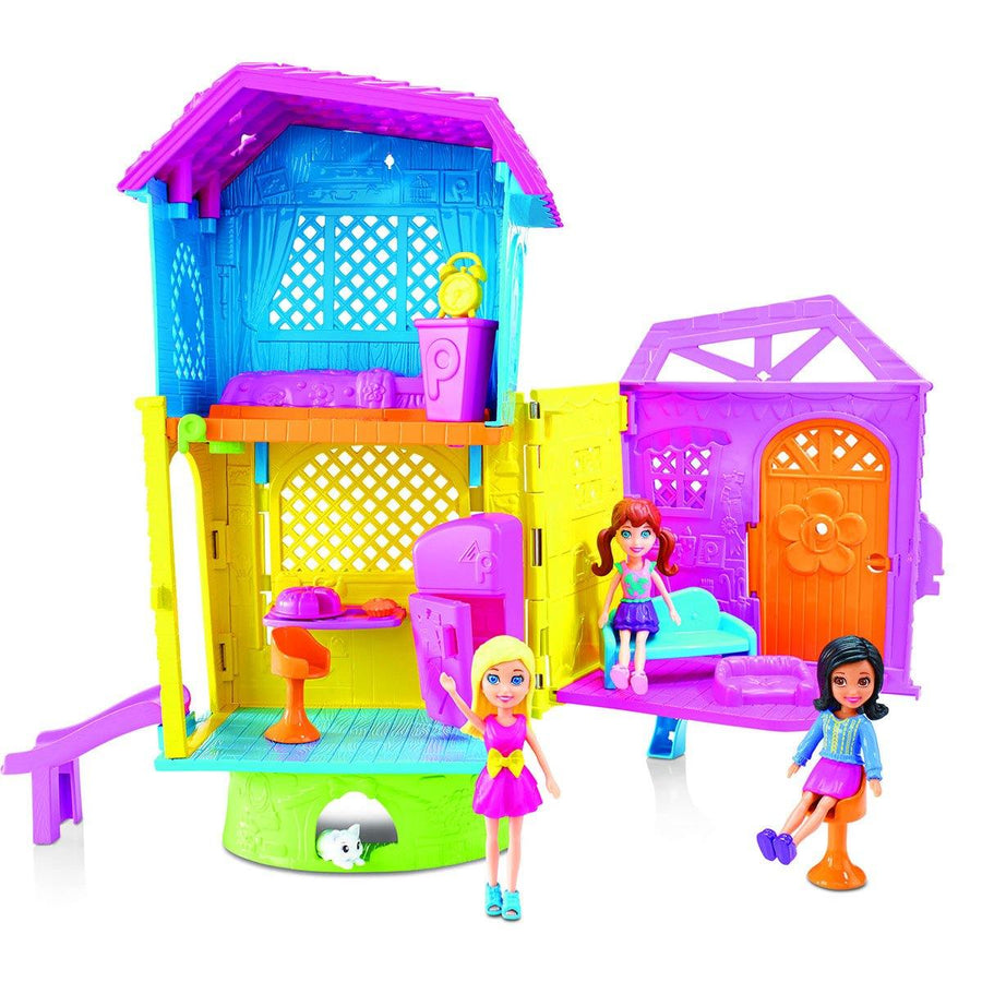 POLLY POCKET CASA CLUB DE POLLY