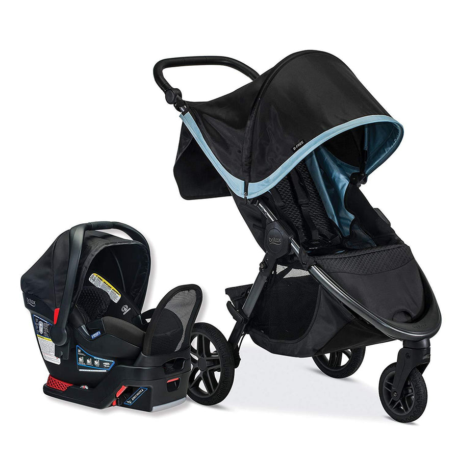 BRITAX COCHES TS B FREE&ENDEAVOURS FROST
