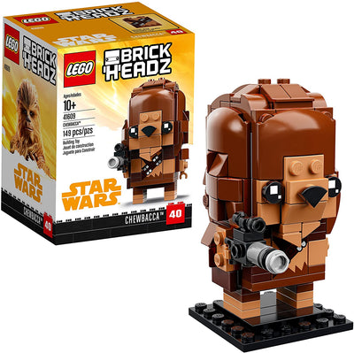LEGO STAR WARS BRICKHEADZ CHEWBACCA