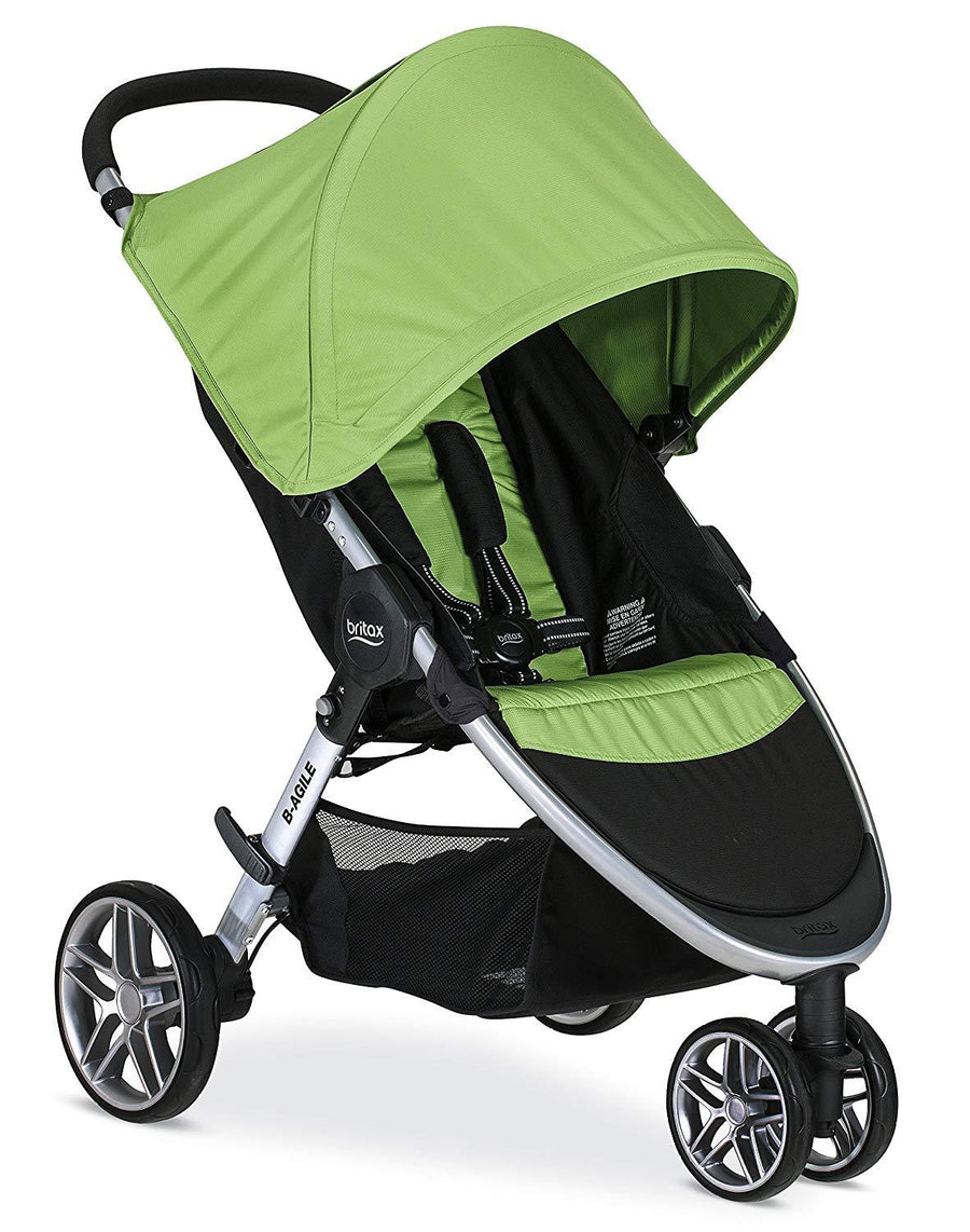BRITAX COCHES / B AGILE 3 STROLLER US/CAN MEADOW