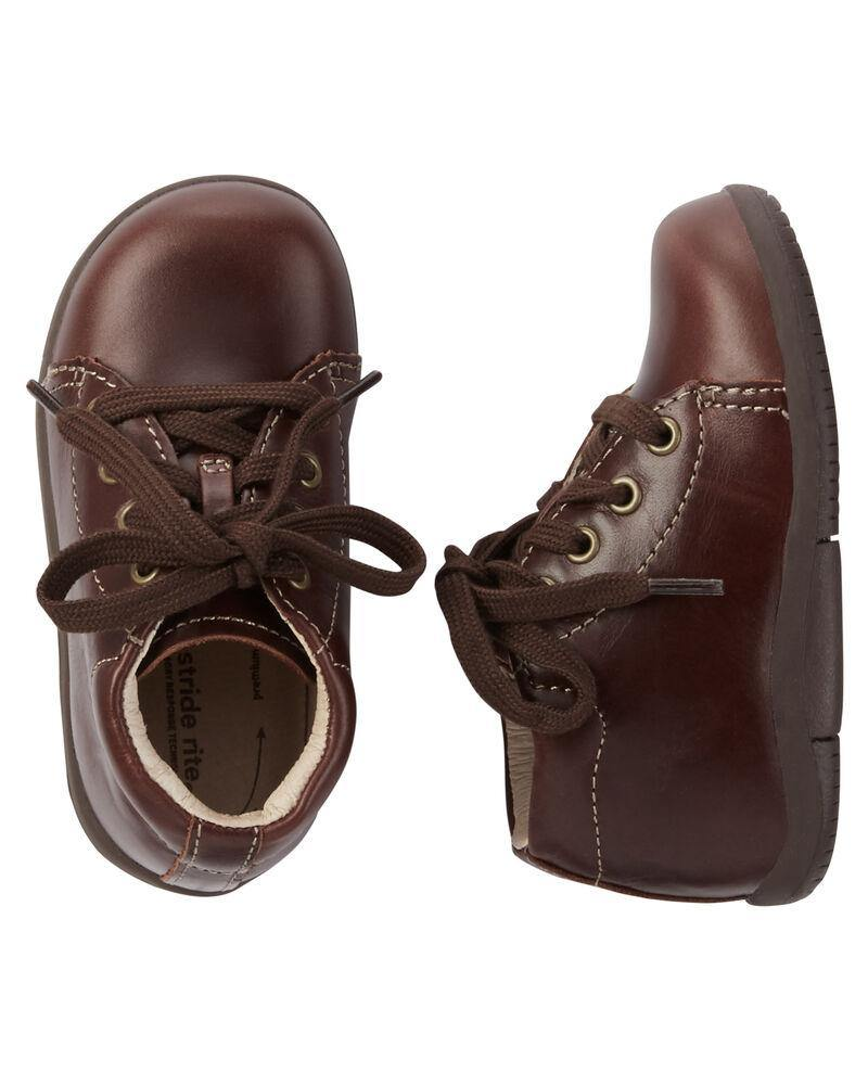 STRIDE RITE ZAPATO DE NIÑO BROWN