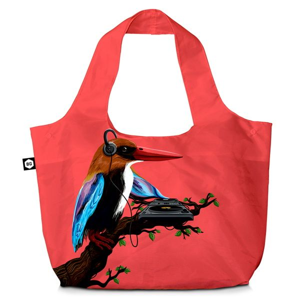 BG BERLIN BG ECO BAG TROPICAL SOUND