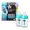 TOMMEE TIPPEE 2X 9OZ ANTI-COLIC BOTTLE