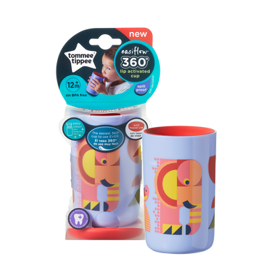 TOMMEE TIPPEE 1X 360 CUP DECO BOY OR GIRL