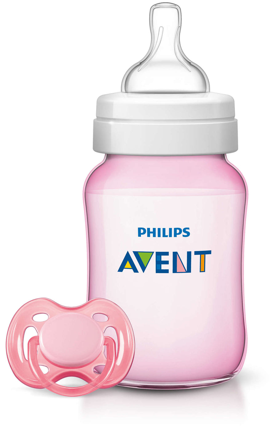 AVENT SET DE REGALO CLASSIC PLUS NIÑA