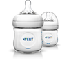 AVENT 2 BIBERONES DE 125ML 4 OZ