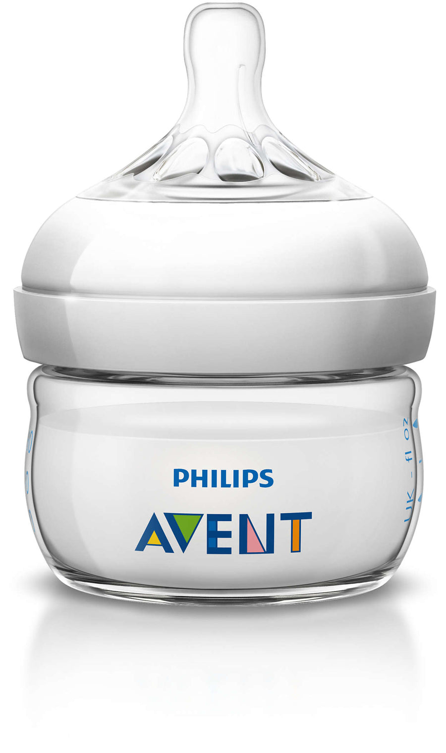 AVENT BIBERON NATURAL 60ML