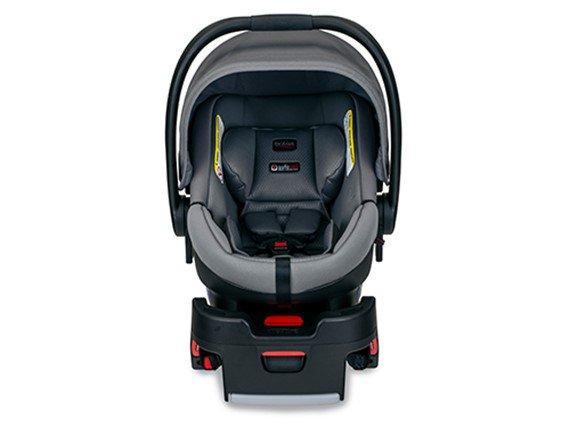 BRITAX SILLA DE CARRO B SAFE ULTRA GREY