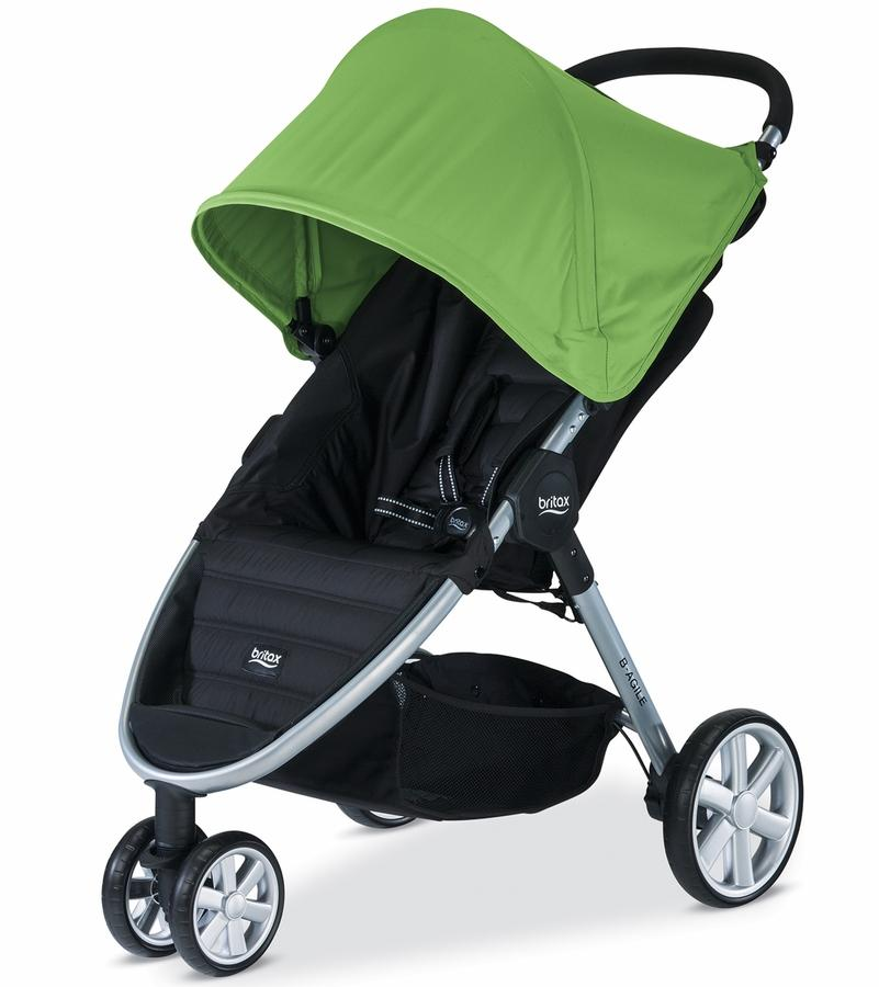 BRITAX COCHES / B AGILE STROLLER US/CAN MEADOW