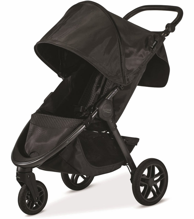 BRITAX COCHE B-FREE US CAN MIDNIGHT