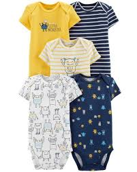 CARTERS CREEPER 5PK DE NIÑO