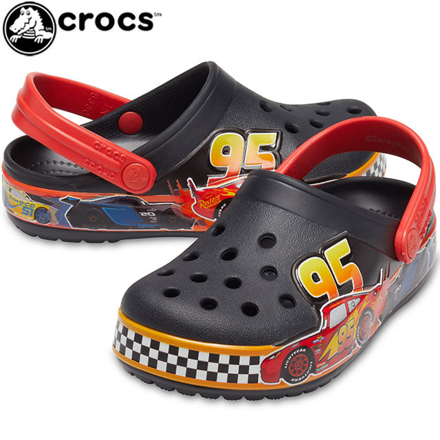 CROCS DISNEY CARS