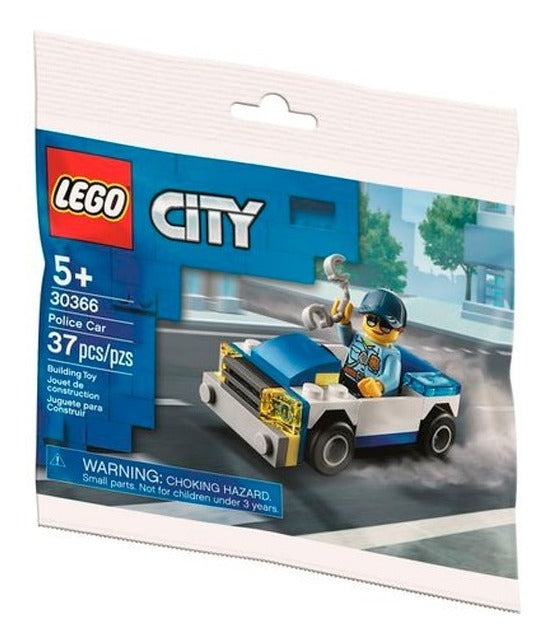 LEGO CITY POLICE CAR