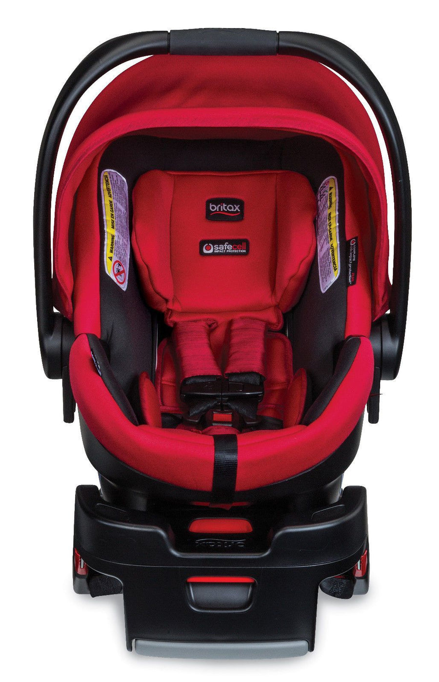 BRITAX SILLA DE CARRO ELITE RED PEPPER