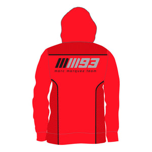 Hoodie sweatshirt Marc Marquez 93 official collection