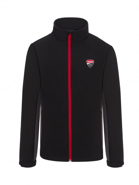 Jacket Softshell Ducati Corse black official collection