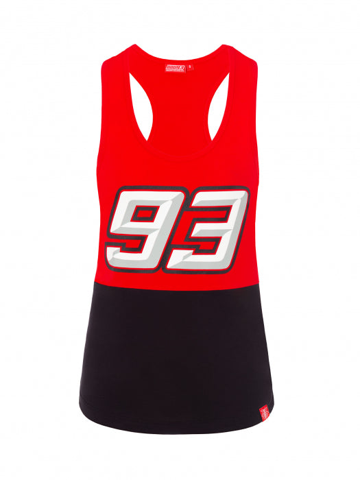 Tank top Women's Marc Marquez Bicolor official collection