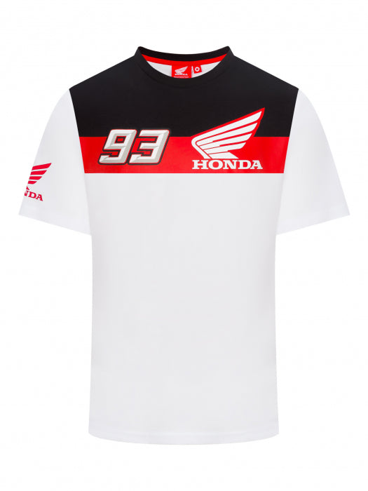 T-shirt Marc Marquez Honda Dual 93 official collection