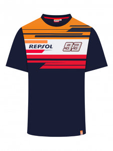 T-shirt Honda Repsol Dual Marc Marquez 93 official collection