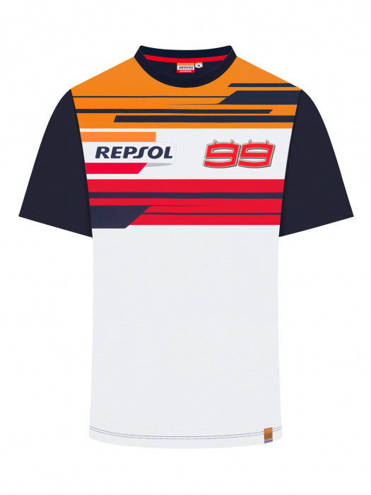 T-shirt Jorge Lorenzo Repsol Dual official collection